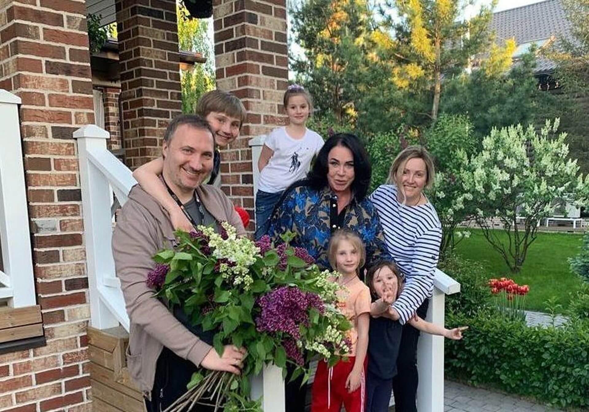 Дача Надежды Бабкиной